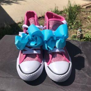 Jo Jo siwa bow shoes